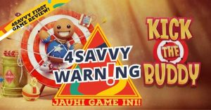 Review Game Kick The Buddy