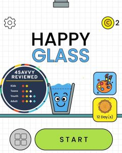 Review Game Happy Glass