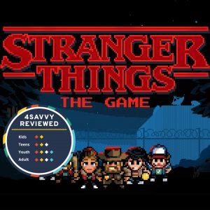 review Game Stranger Things