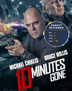 Review 10 Minutes Gone