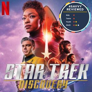 Review Star Trek Discovery