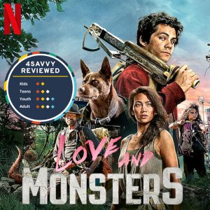 Review Love And Monsters