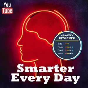 Review Youtube SmarterEveryDay