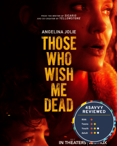 Review Those Who Wish Me Dead