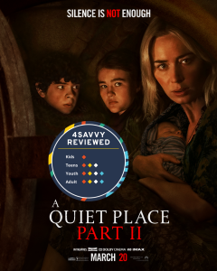 Review The Quiet Place Part II