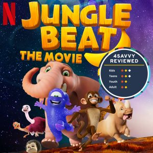 Review Jungle Beat The Movie
