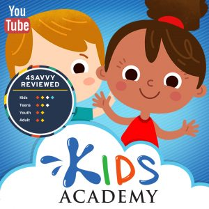 Review Youtube Kids Academy