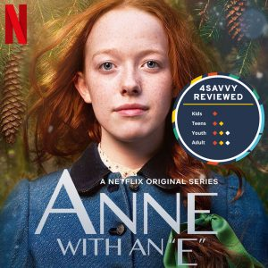 Review Anne with an E
