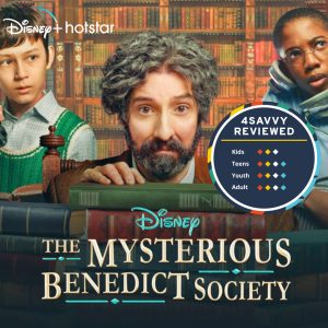 Review The Mysterious Benedict Society