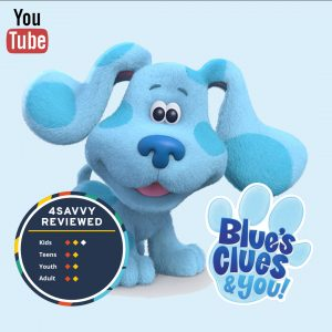 Review Blue's clues & You!