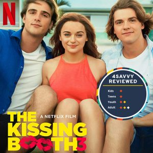 Review The Kissing Booth 3
