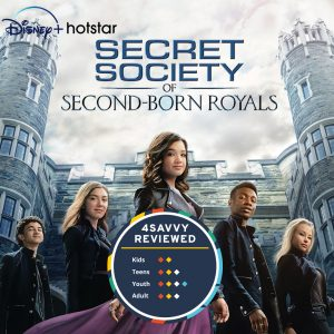 Review Secret Society of Second-Born Royals