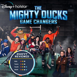 Review The Mighty Ducks: Game Changers