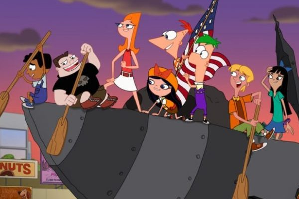 Review Phineas and Ferb The Movie: Candace Against The Universe