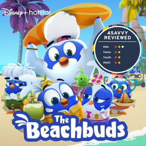 Review the Beachbuds